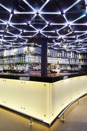 The Pearl, Berlin, Kurfürstendamm, Restaurant & Bar Design Awards 2014
