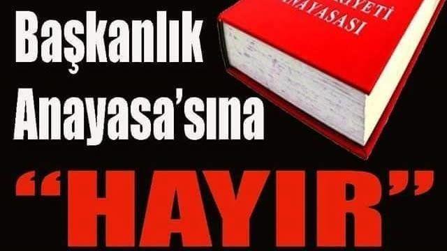 Kampanya · TEK ADAM ANAYASASINA HAYIR: TEK ADAM ANAYASASINA HAYIR · Change.org