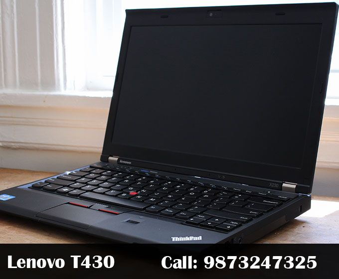 Get Lenovo T430 ThinkPad 3rd gen Laptop on sale in Noida