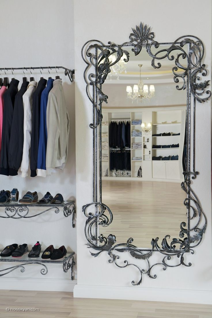 100 best Mirrors - Wrought Iron images on Pinterest | Wrought iron ...
