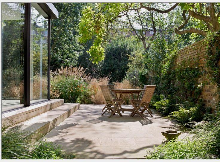 Like the paving v much  Joanne Bernstein | Garden Design