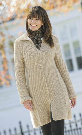 Strik vinterens smarteste frakke