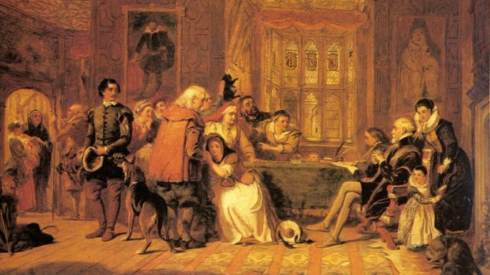 the witchcraft hysteria in the case of the infamous salem trials Top 10 infamous witch trials 3 the case started or if he was an innocent man who was just another victim of the witch trial mentality 1 salem witch trials.
