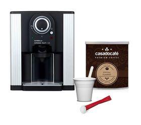 Máquinas de Café Moido - Pack Café 1050 Doses + Maquina - Casa do Café - Loja Online