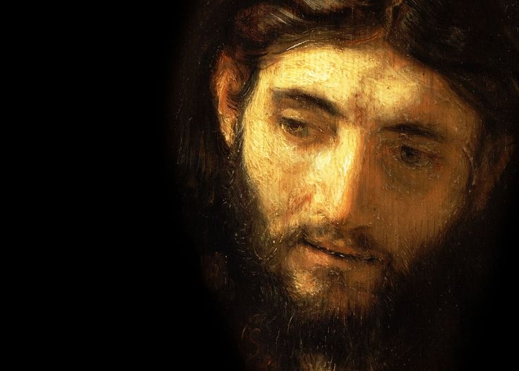Rembrandt and the Face of Jesus | Brown Artist