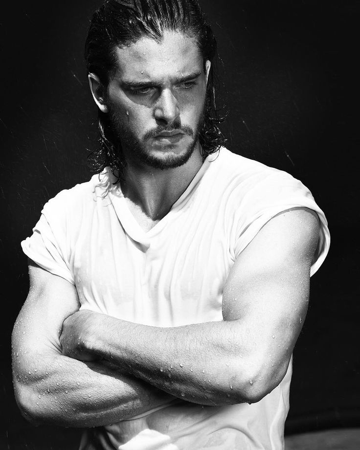 Kit Harington by Cuneyt Akeroglu