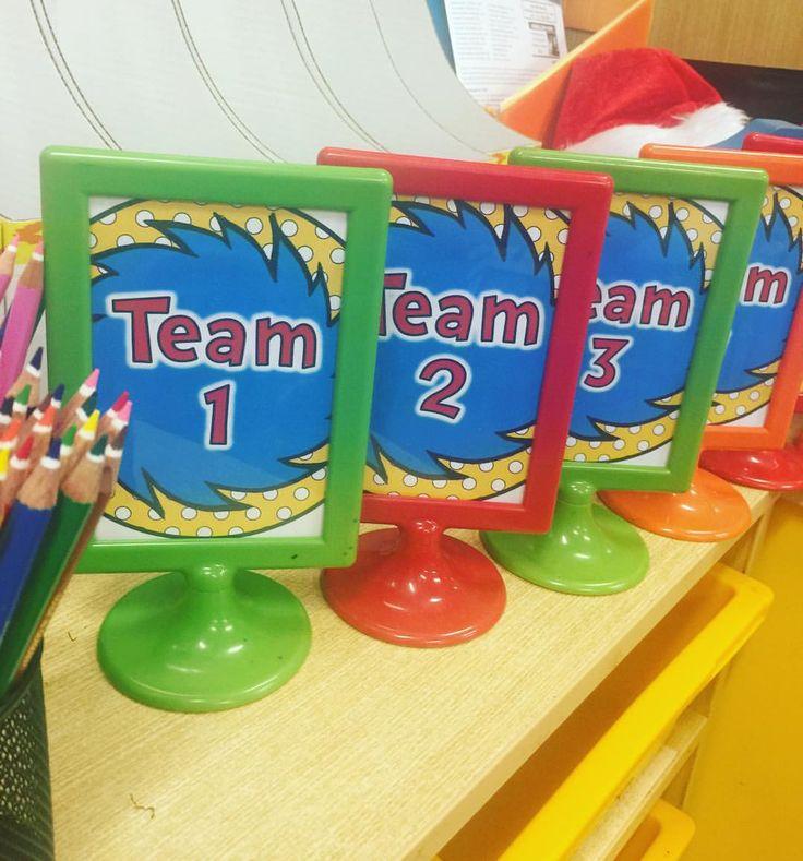 Table numbers ❤️ #teacherlife #teachersofinstagram #teachersloveinstagram #teachersfollowteachers #drseuss #aussieteachers #aussieteachertribe #classroomdecor #classroomsetup