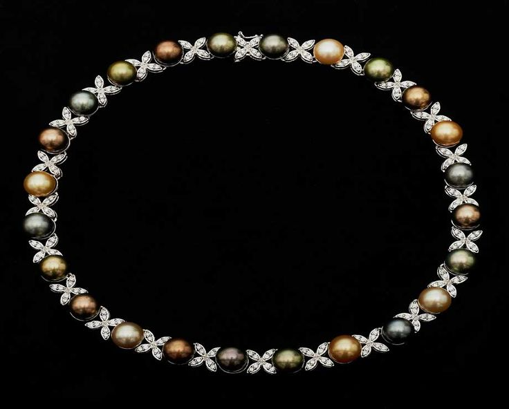 At Pearl & Clasp, our goal is to provide the widest selection of pearl necklaces that will look fabulous with any outfit. Description from pearlclasp.com. I searched for this on bing.com/images