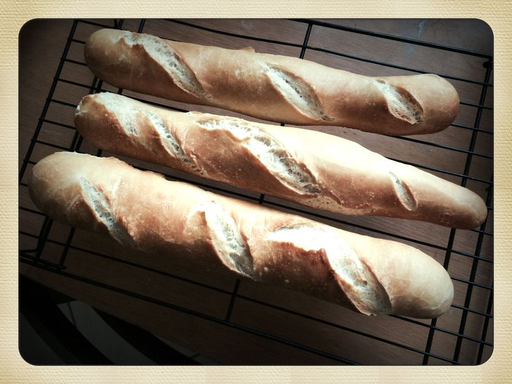 The Best & Easiest Way To Make Real French Baguette Bread At Home [Thermomix Recipe]