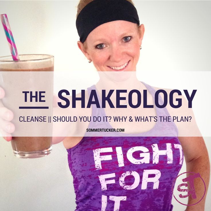 I'm not usually a big fan of detox diets or cleanses. Why? First of all, drinking lemon juice or apple cider for a week straight sounds torturous. But, most of all, I don't believe in quick fixes. Health is a lifestyle to me. However, people had been seeing amazing results with the Shakeology cleanse when …