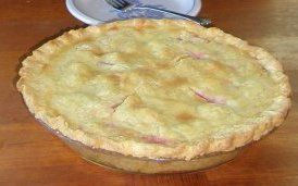 "History of Pie - Pie History | The purpose of a pastry shell was mainly to serve as a baking dish, storage container, and serving vessel, and these are often too hard to actually eat. For hundreds of years, it was the only form of baking container used, meaning everything was a pie. The first pies, called ""coffins"" or ""coffyns"" (the word actually meant a basket or box) were savory meat pies with the crusts or pastry being tall, straight-sided with sealed-on floors and lids. [KEEP READING...]"
