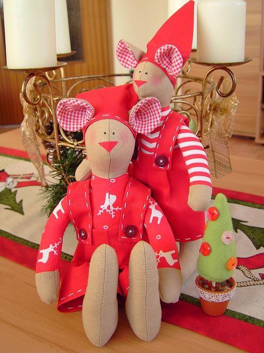 Кукла Тильда от Людмилы - 8 Декабря 2011 - Кукла Тильда. Всё о Тильде, выкройки, мастер-классы.