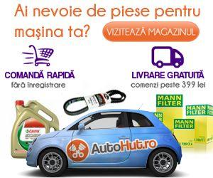 Piese auto second hand din dezmembrari auto, piese auto noi, electronice auto, accesorii auto, roviniete, asigurari CASCO si RCA de la mai multi furnizori.