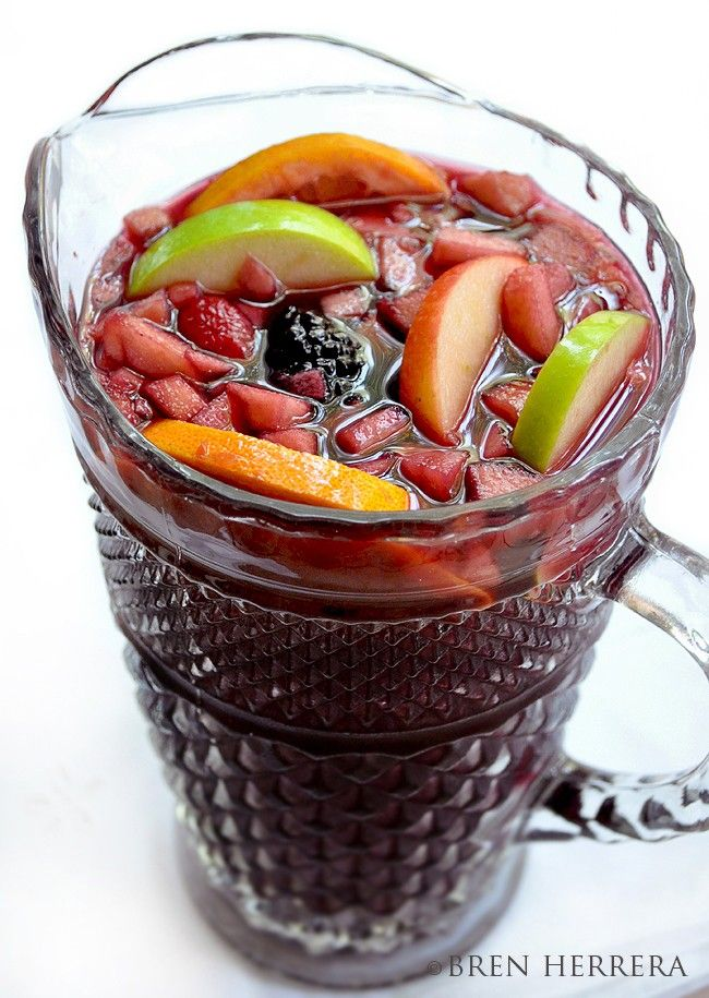 Red Sangria Recipe   Flanboyant Eats™: Latin Fusion Cooking & Tasty Travels Under Pressure!™