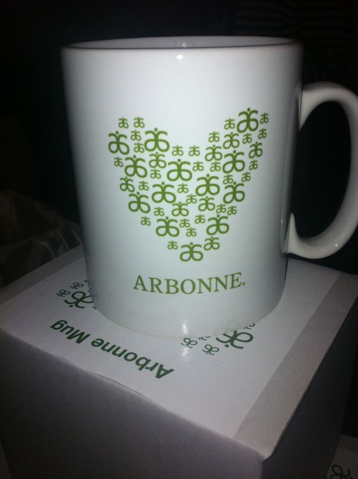 Arbonne Mug from the Arbonne boutique! http://www.maimieyelland.arbonne.com