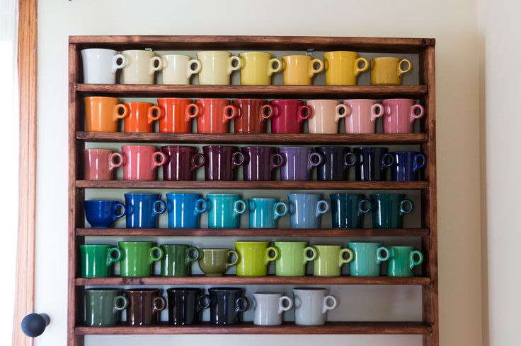 Fiestaware - Homer Laughlin China Company - All the Fiestaware Colors - Color Charts for Fiestaware - Fiesta Ware