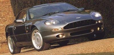 1993 Aston Martin DB7 - hubba hubba