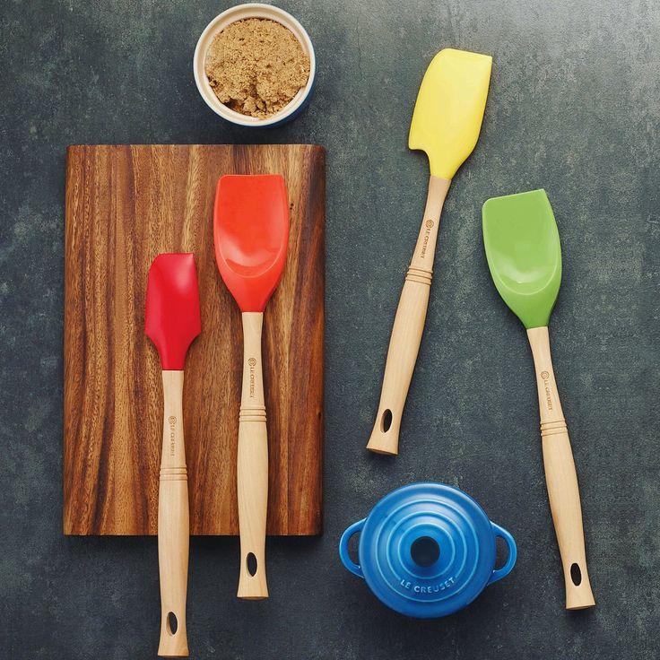 Se fuori piove, portiamo il sole nelle nostre cucine! 😉 Le Creuset #kitchen&design