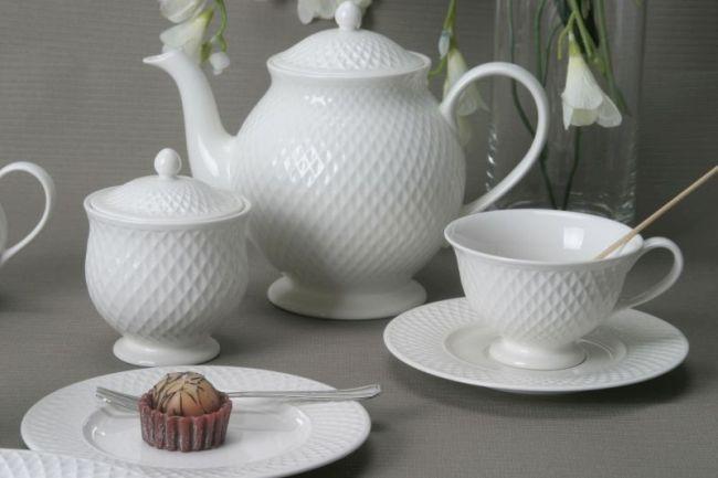 Serwisy obiadowe i herbaciane dla 6 osób - Porcelana,ceramika,szkło,kubki - Villa Italia