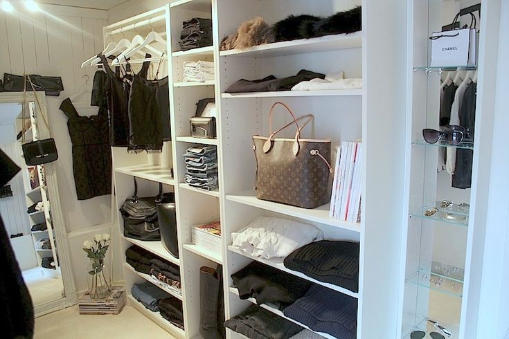 Awesome Walk In Closets: I Heart Interior Design