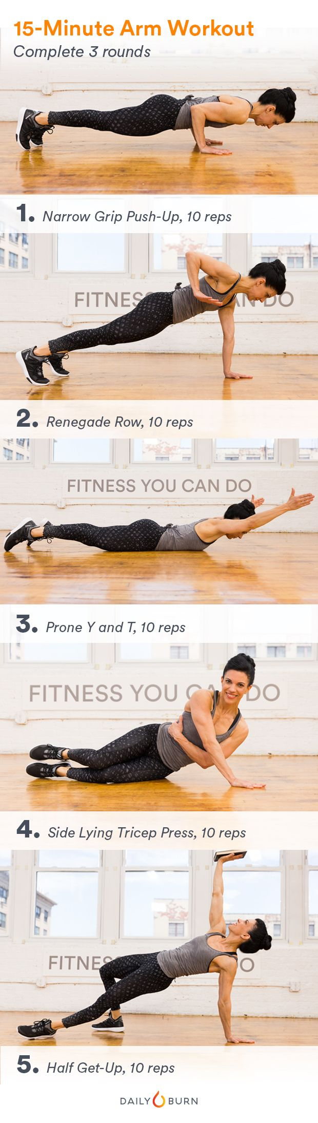 The Only Arm Workout You Need This Summer