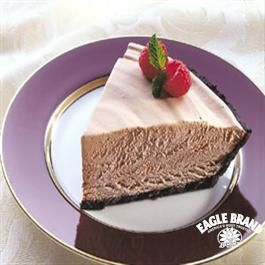 Mousse For Chocolate Pie