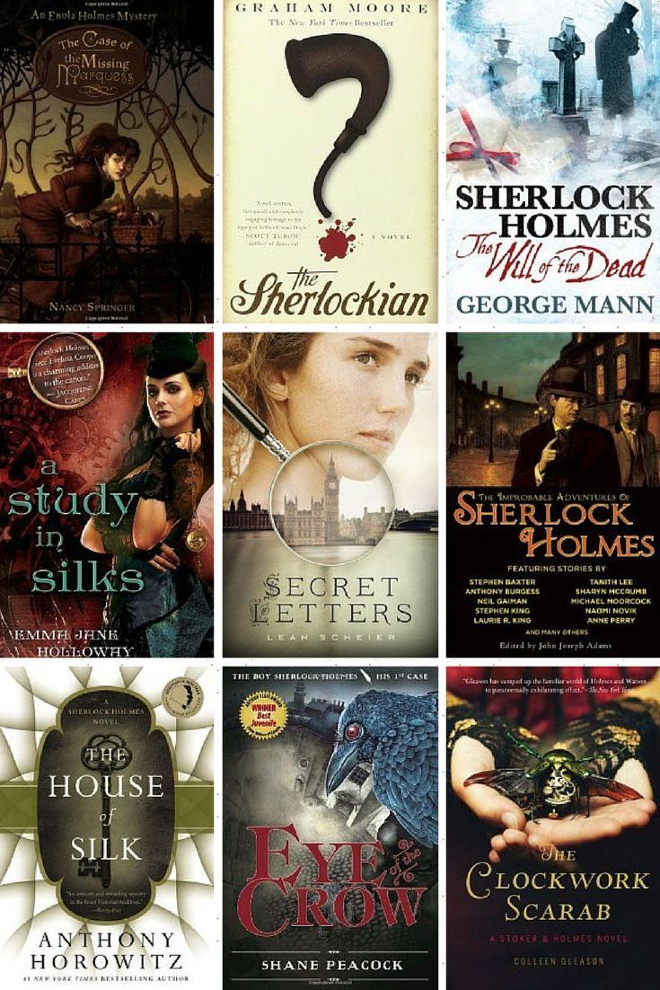 Sherlockian mysteries