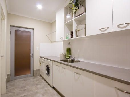 ELEMENTS AT HOME: Laundry Design Ideas.