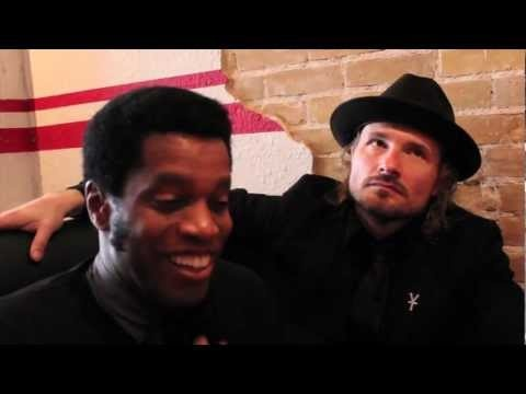 Vintage Trouble talk to ReverbNation at SXSW