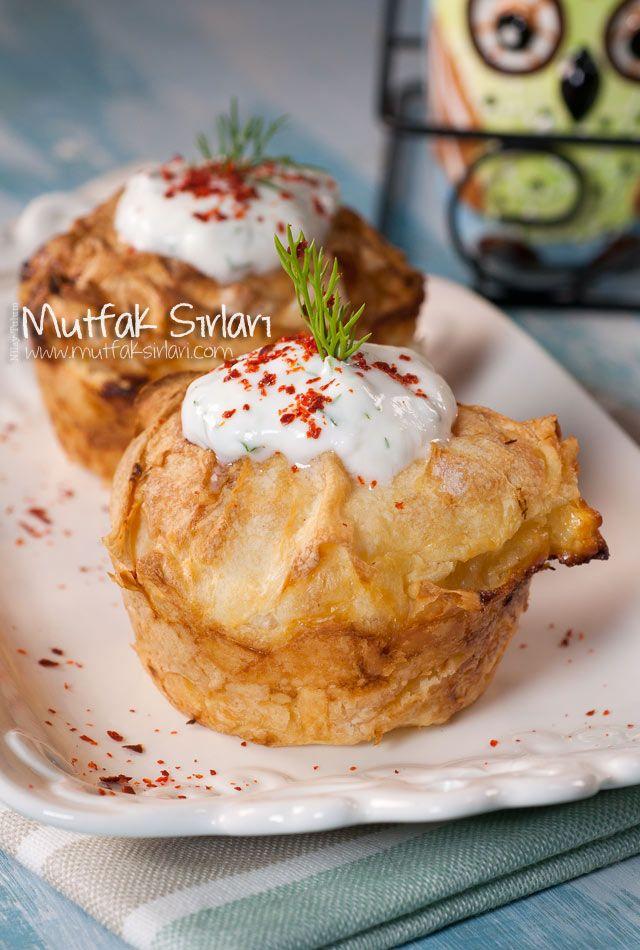 Pratik Su Böreği (Muffin Tepsisinde) Tarifi | Mutfak Sırları