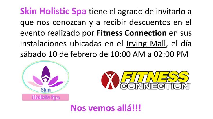 Nos vemos alla!!! See you there !!! #facialineuless #facial #skin #skincare #beauty #midcities #Bedford #colleyville #grapevine #irving #texas #skinholisticspa #spa #acne #acnefree #weightloss #scars #español #Texas #dfw #metroplex #beauty #wedding #quinceañera #sweetsixteen #hursttx #wraps #microdermabrasion #fajas #organic #bodywraps #slim #facialineulesstx #facialinbedford #dallas #wrinkles #esthetician #esteticafacial #drenajelinfatico #lymphaticdrainage #goldenmask #belleza…