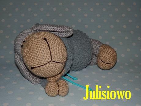 crochet#sheep# Crochet Sheep like a Jolly Sheep Wolf  Nici,  https://www.etsy.com/listing/210276381/crochet-sheep-like-a-jolly-sheep-wolf?