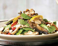 ... Food - LCBO on Pinterest | Ears, Mushroom salad and Ginger ice cream