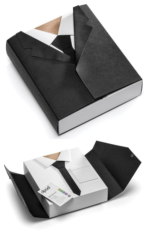 """Some creative ideas here: """"The 40 best business cards of 2012"""""""