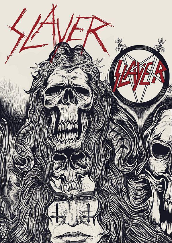 постеры металл групп всех