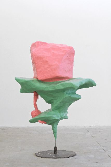 Franz West at Almine Rech Franz West at Almine Rech – Contemporary Art Daily