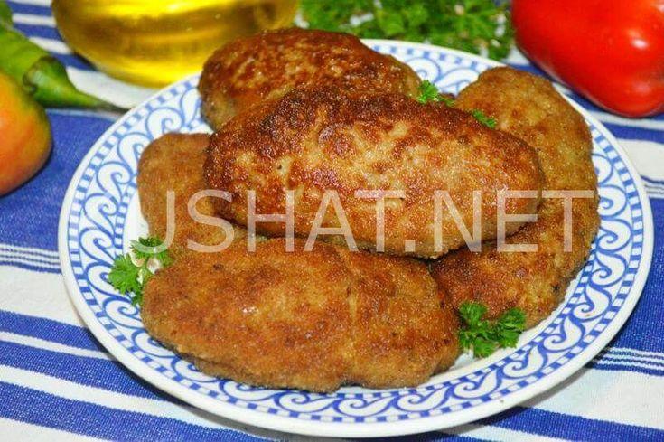 Котлеты из говядины с кабачком. Пошаговый рецепт с фото