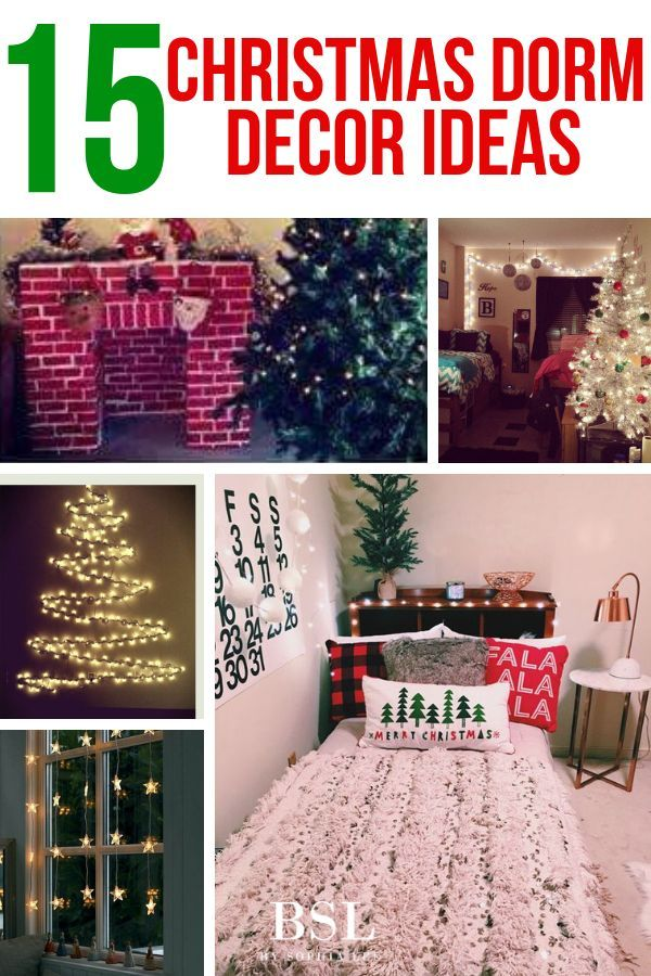 15 Extremely Cute Dorm Christmas Decorations To Copy This Year By Sophia Lee Dorm Room Christmas Decorations Christmas Dorm Decorations Christmas Room Decor