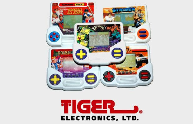 Tiger Handheld Games - The 90 Best Gadgets of the '90s | Complex
