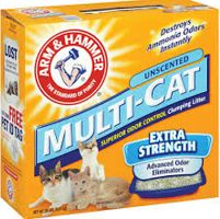 Possible FREE Arm & Hammer Cat Litter!