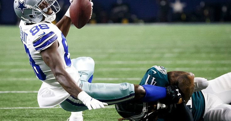 What they're saying: Cowboys WR Dez Bryant's not the same; has become a No. 3-type WR