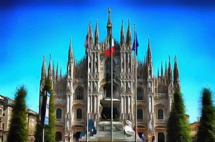 Doumo - Milano, Italy