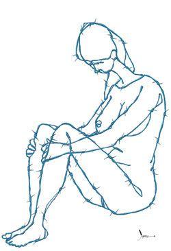 Être souvent à fleur de peau, vulnérable aux ambiances ou aux émotions, n'est pas forcément une pathologie.