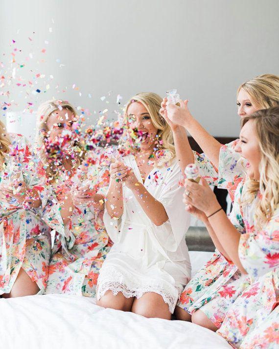Bridesmaid Robes // Bridal Robe // Bride Robe // Bridal Party