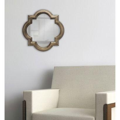Threshold Clover Mirror Gold Mirror Above