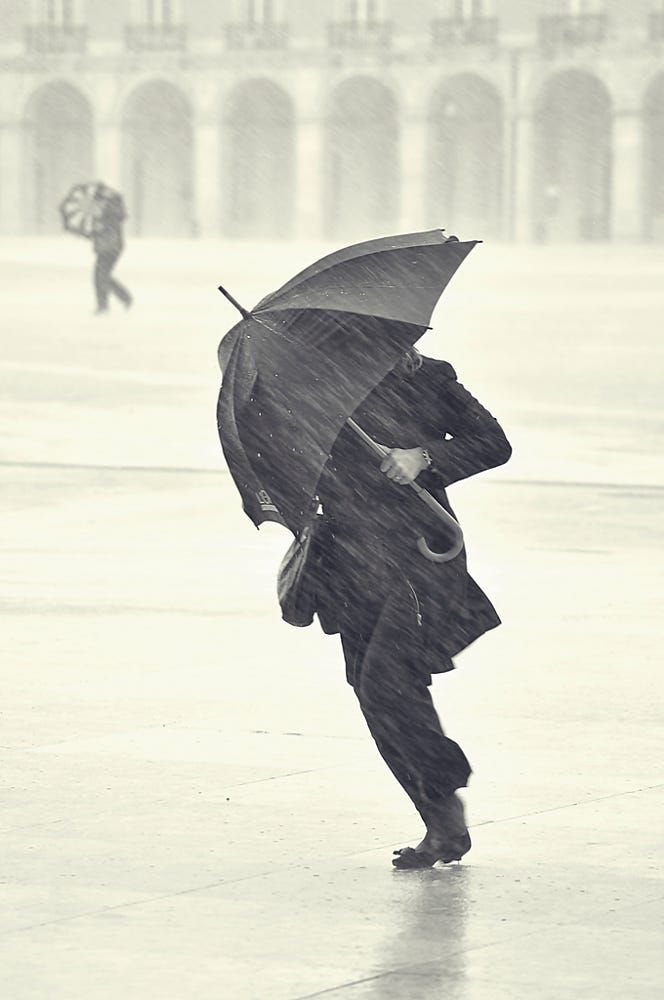 Raining Day by Manuel Madeira on 500px