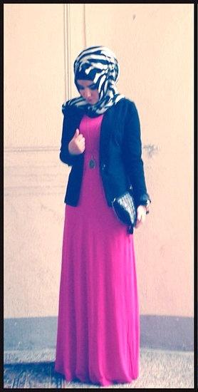 Instagram by: @hijab_trends #Hijab