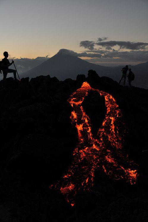 Volcano Pacaya   Guatemala