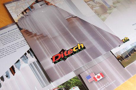 Ditech Testing Pocket Folder
