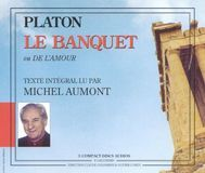 Le Banquet: Platon [CD]